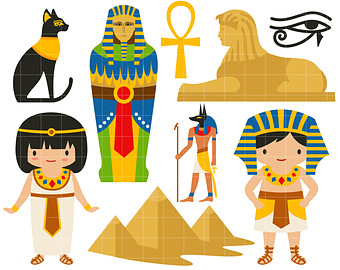 graphic royalty free download Free cliparts download clip. Egyptian clipart.