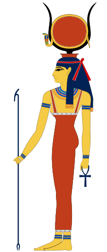 clip free stock Hathor