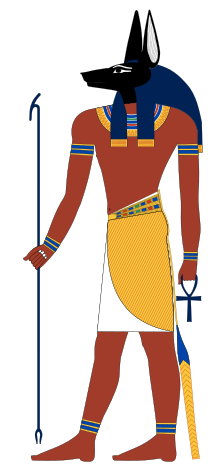 banner transparent library Anubis