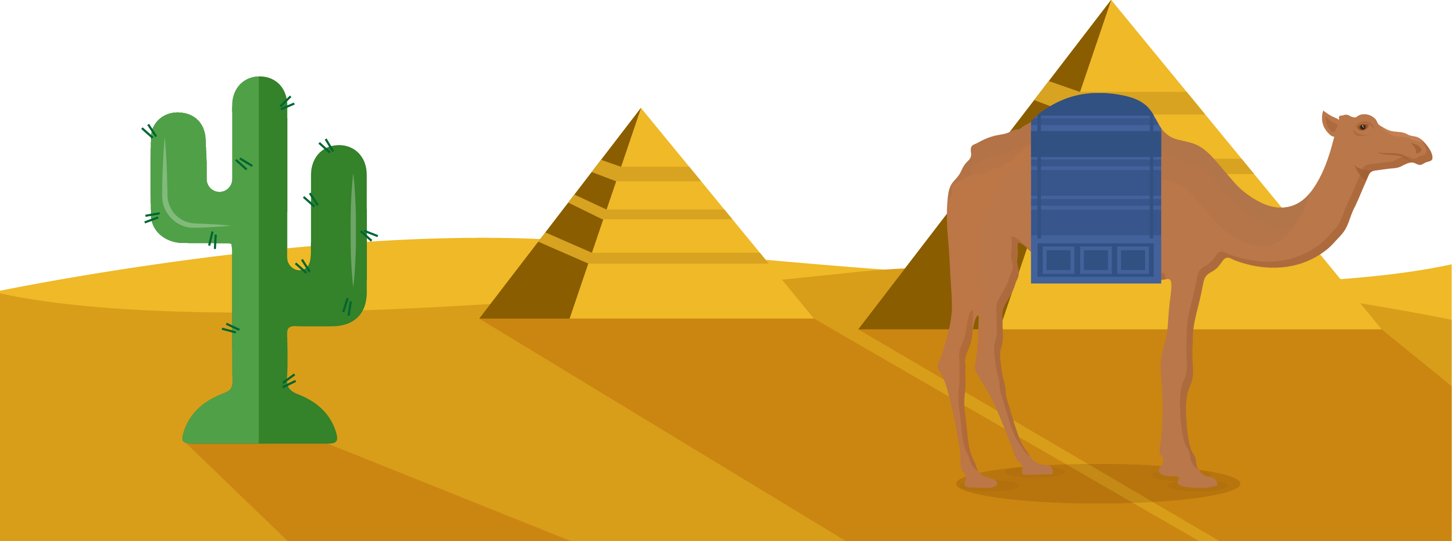 clip art royalty free library Egyptian pyramids Cartoon Drawing