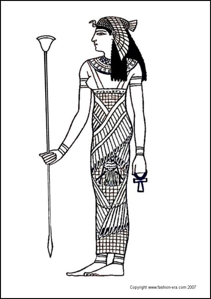 picture freeuse stock Egyptian Goddess