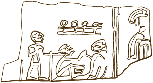 clip art royalty free library Human Sacrifice