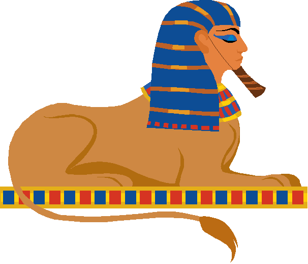 picture library download Sphynx free on dumielauxepices. Egyptian clipart.