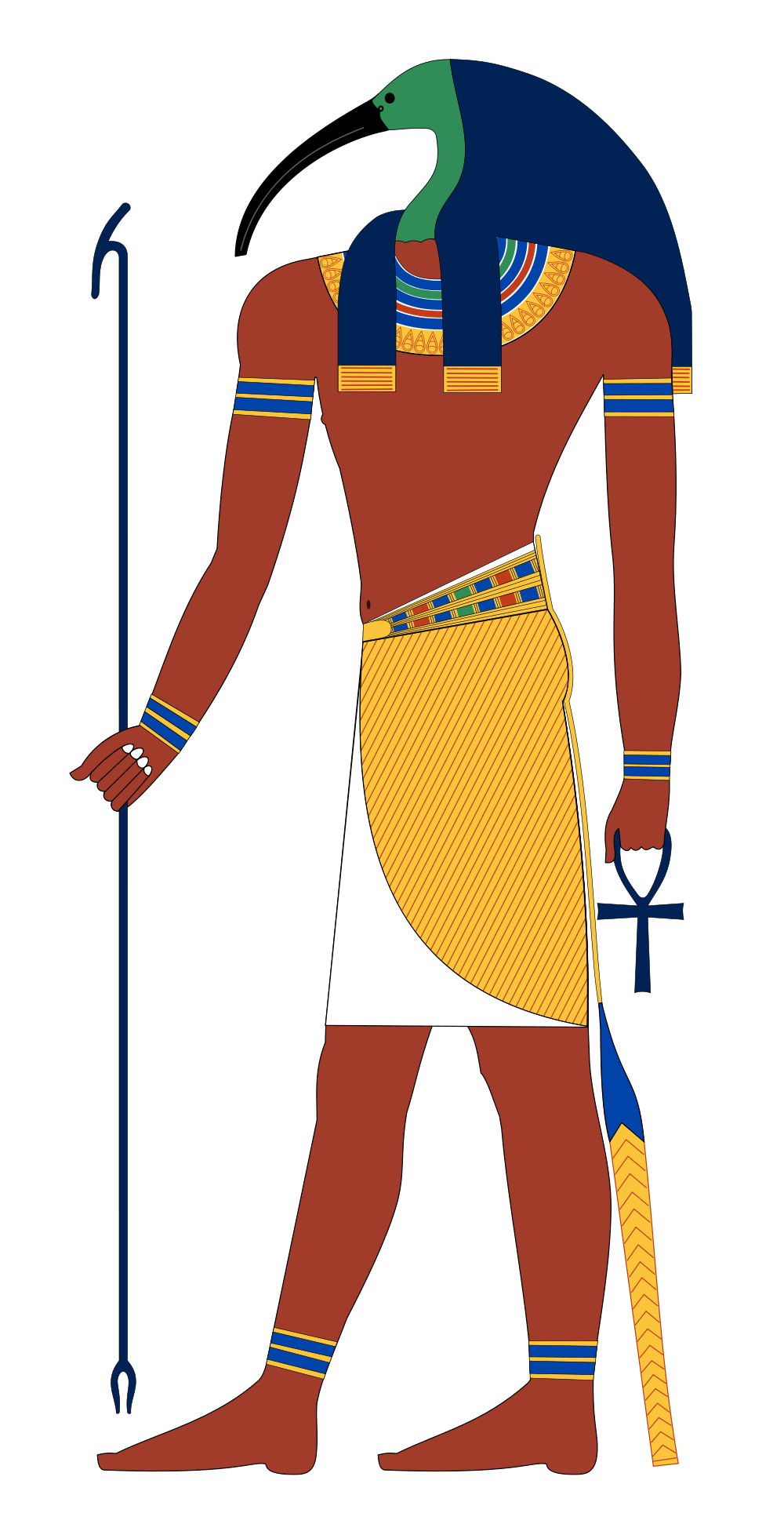 graphic library stock Egyptian clipart ancient tablet. File thoth svg wikimedia