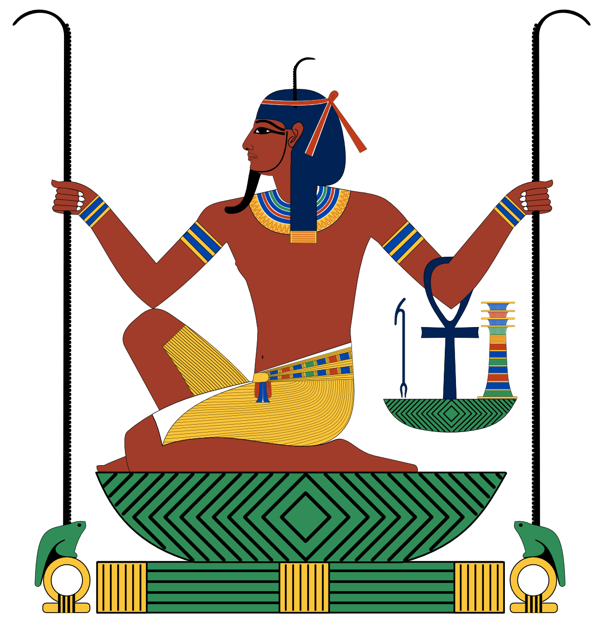 clip art freeuse library Egyptian clipart egyptian figure.  collection of high