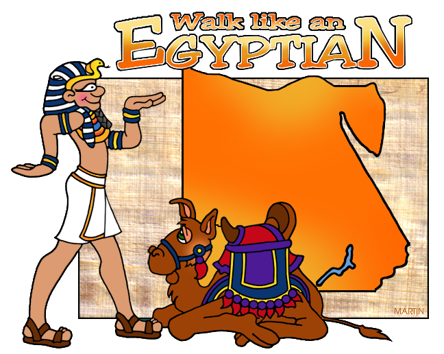 picture freeuse stock Egyptian Clipart Free