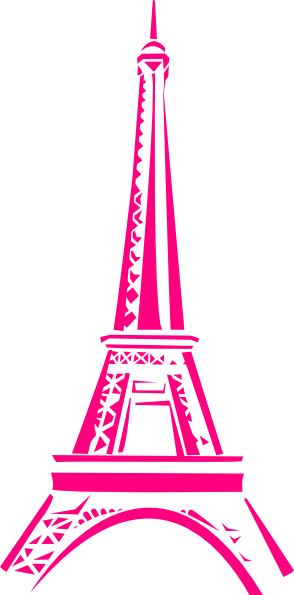 picture free download Tower clip art at. Eiffel clipart