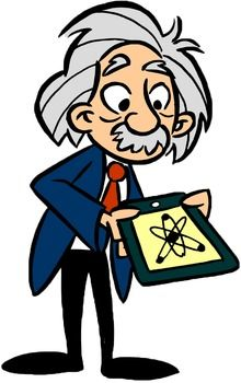 banner free stock Einstein clipart. Clip art middle school