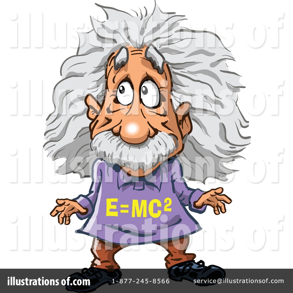 svg Einstein clipart. Illustration by clip art