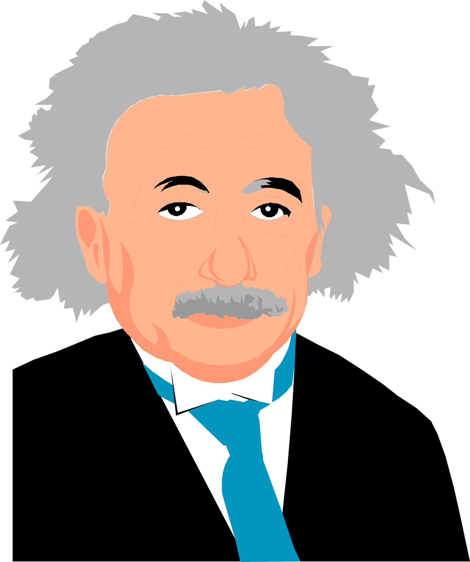clip library Trendy albert royalty free. Einstein clipart vector.