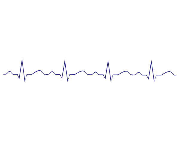picture royalty free ekg vector blue #96146139