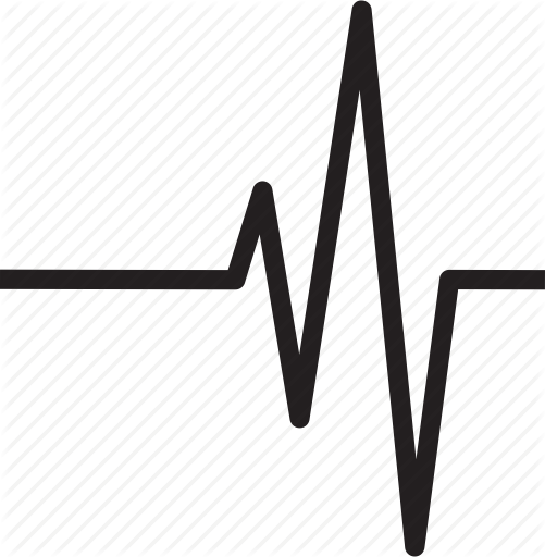 clip transparent stock Heartbeat line clipart black and white. Png hd transparent images
