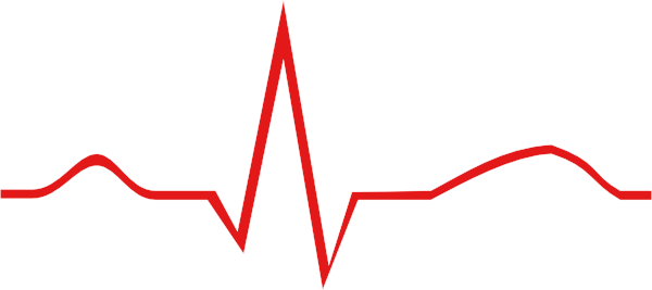 picture freeuse download Red Ekg Clip Art at Clker