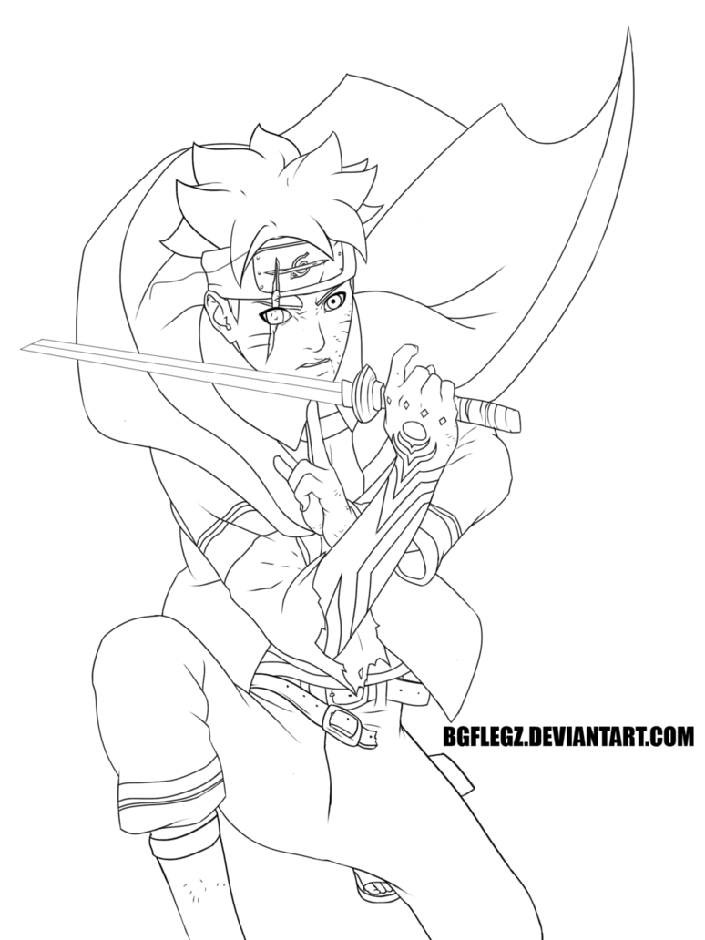 jpg transparent download Boruto Drawing at GetDrawings