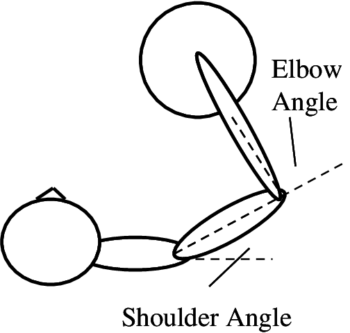 clip black and white stock Schematic representation of the experimental set