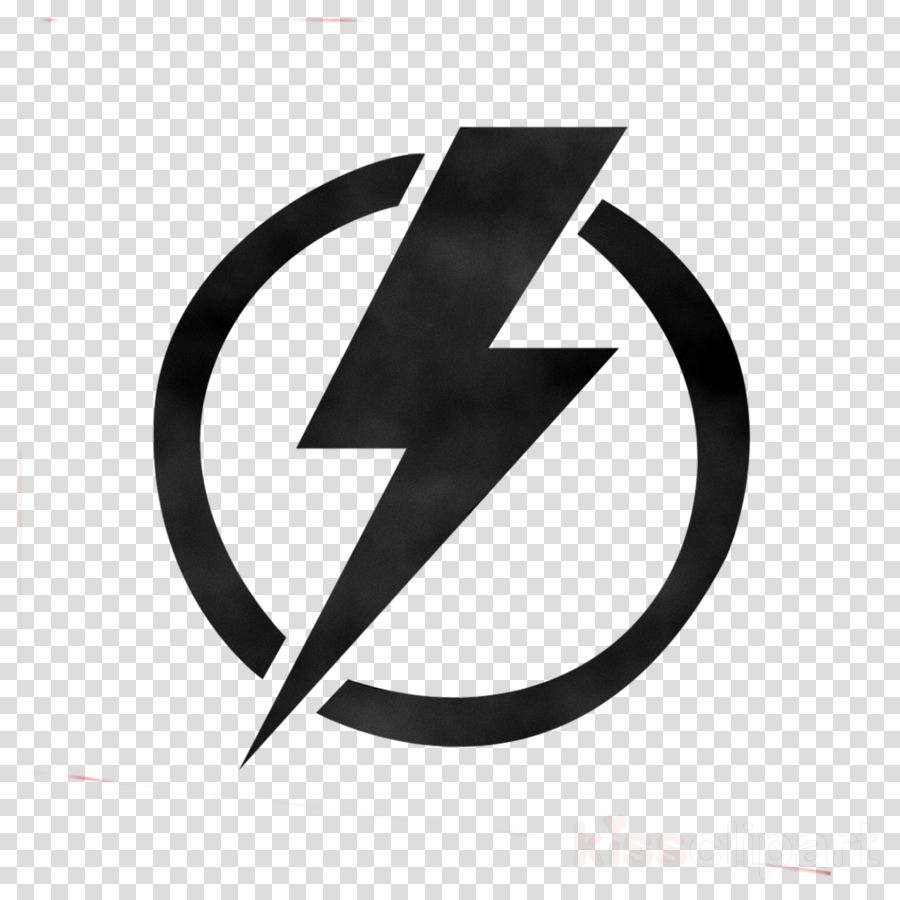 banner transparent library Electricity symbol energy font. Electric clipart