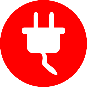 clip download Electric Power Plug Icon Clip Art at Clker