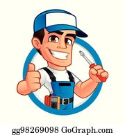 download Electrician clipart. Clip art royalty free.