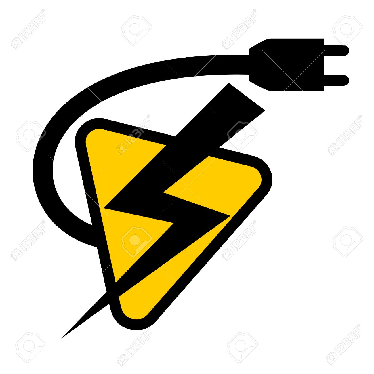 image royalty free download Free download best . Electricity clipart