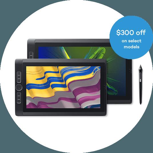 picture free stock Wacom MobileStudio Pro