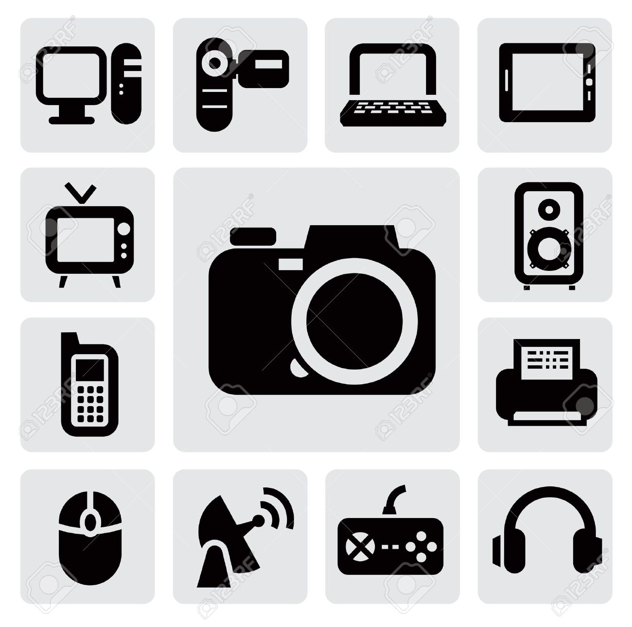 graphic stock Free cliparts download clip. Electronics clipart.