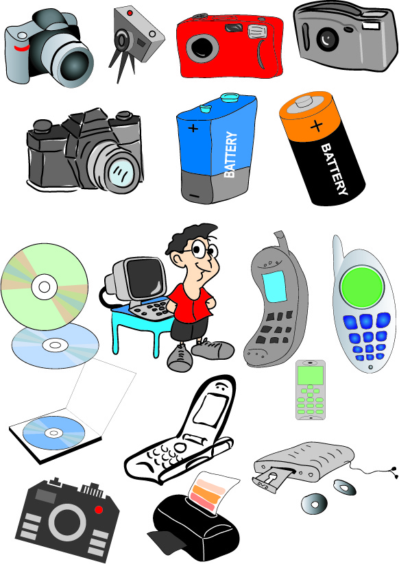 graphic stock Electronics clipart. Free cliparts download clip