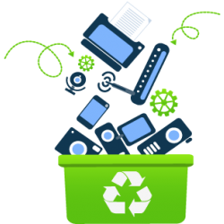 picture freeuse stock News and information about the electronics recycling industry