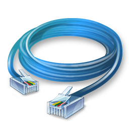 jpg royalty free Ethernet Cable Icon