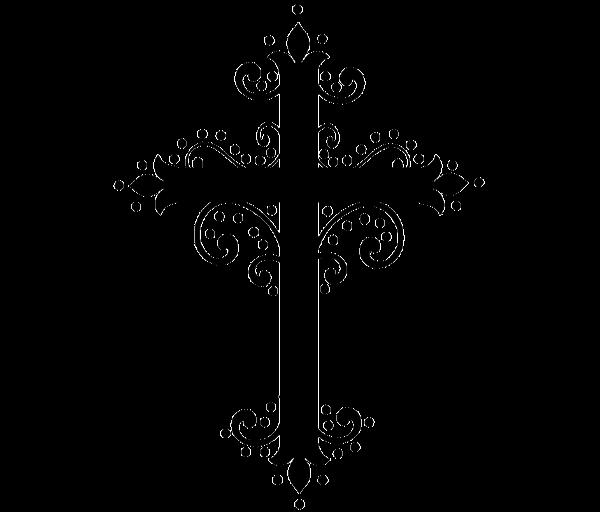 picture black and white Christian cross clipart black and white. Communion borders elegant catholic