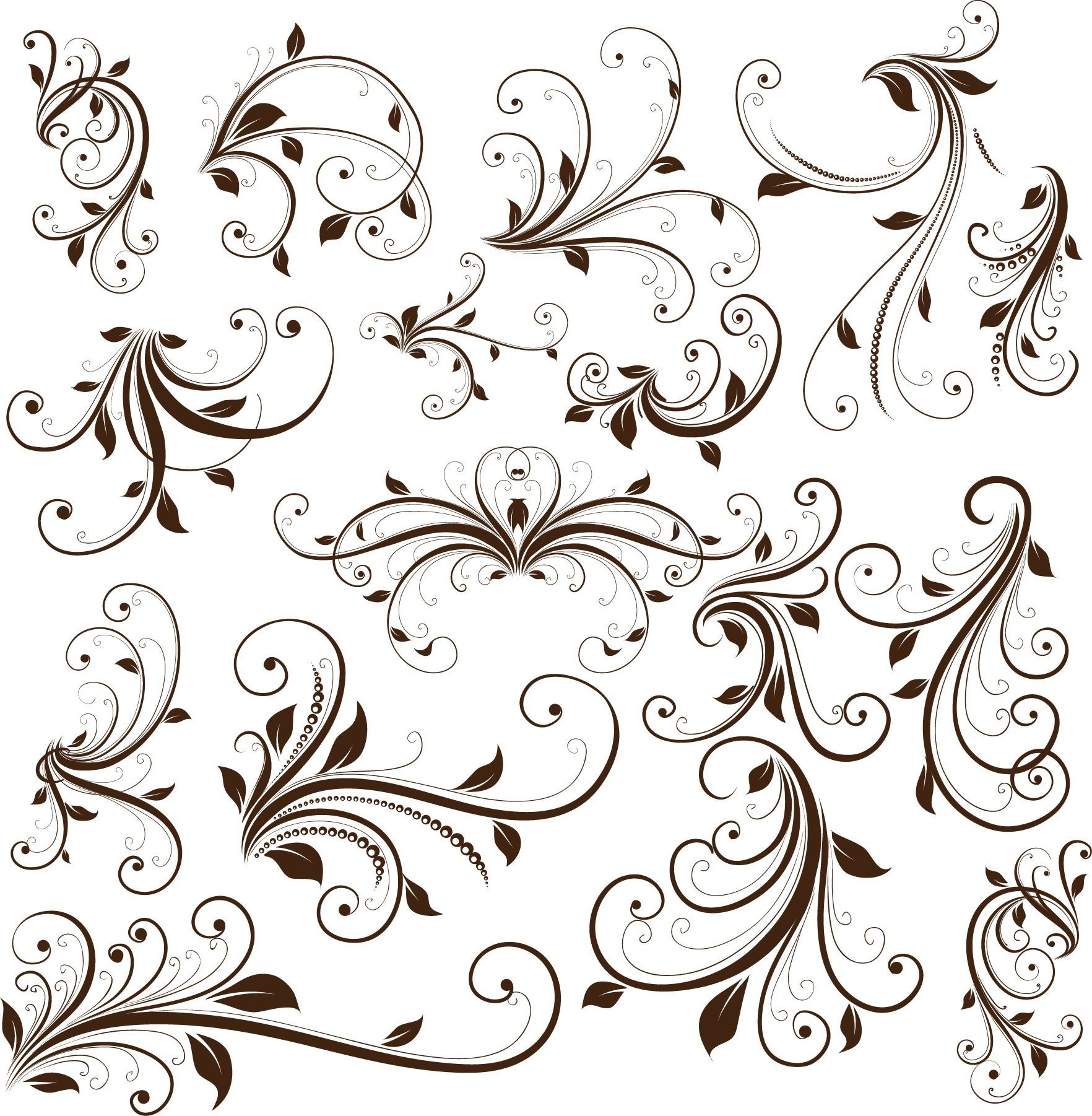 clip art royalty free download Great free graphic swirl. Element vector