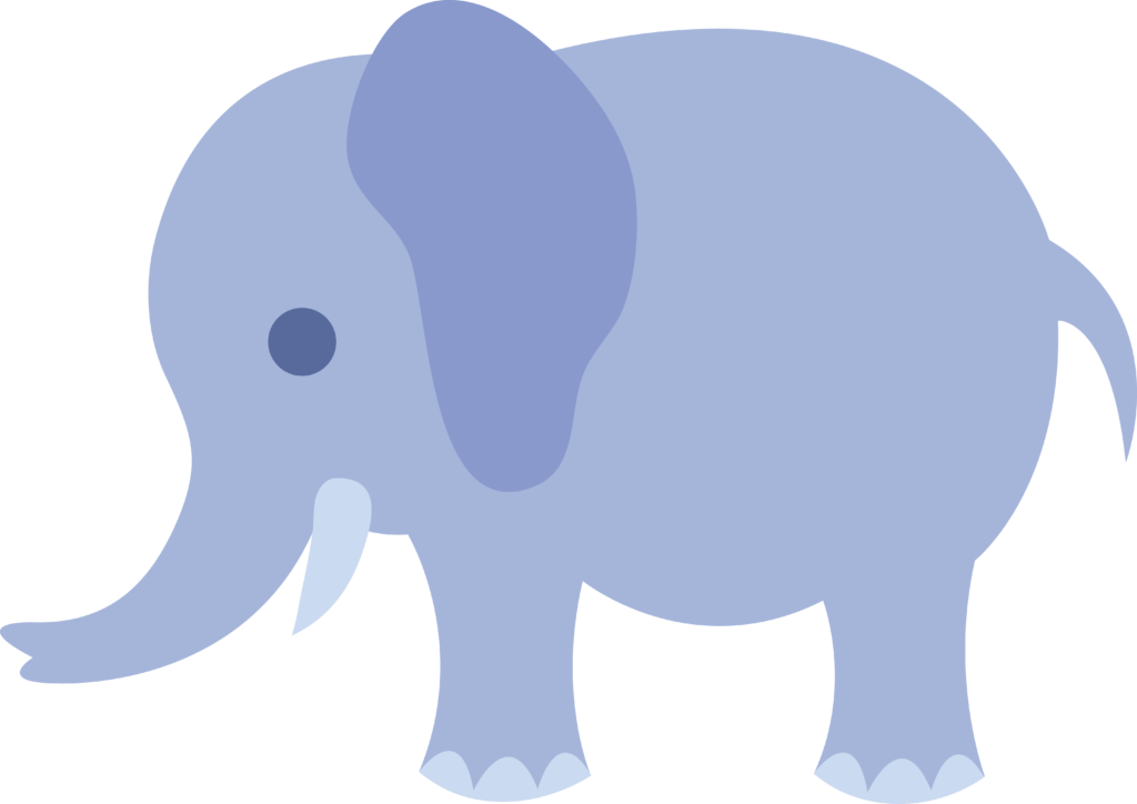 svg free library Elephant baby shower clipart. Free cute images amazing