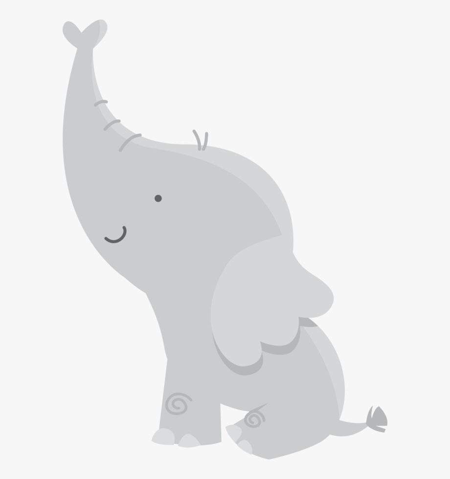 clipart free library . Elephant baby shower clipart.