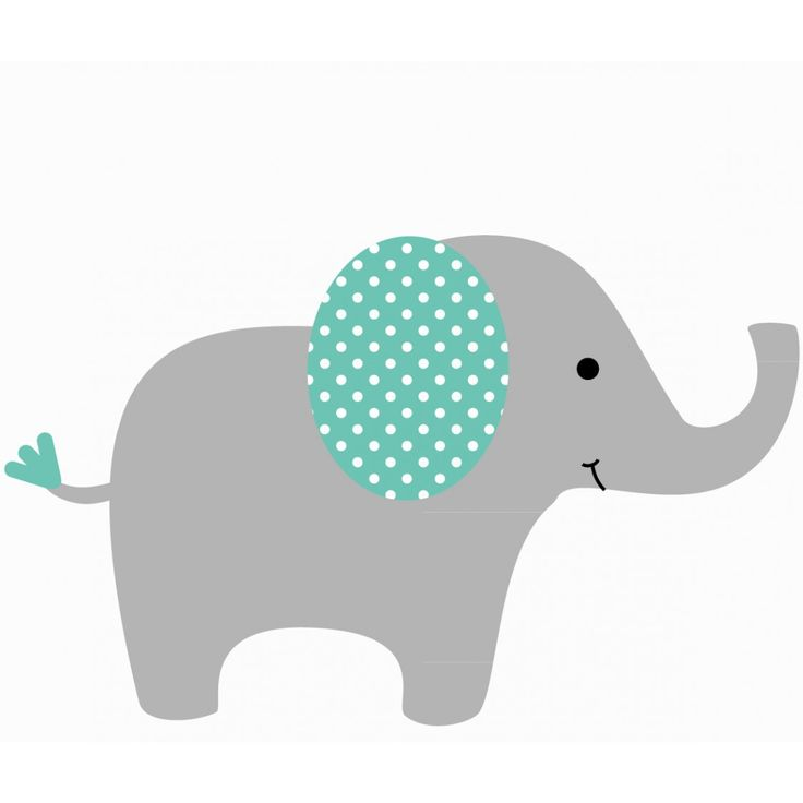 graphic freeuse download Elephant baby shower clipart. Free silhouette download clip.