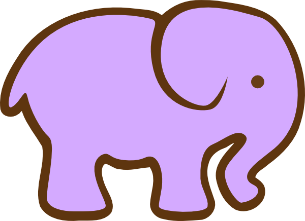vector royalty free download Elephant free on dumielauxepices. Elephants clipart.
