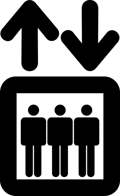 svg free library Elevator Computer Icons Symbol Sign United States Department of