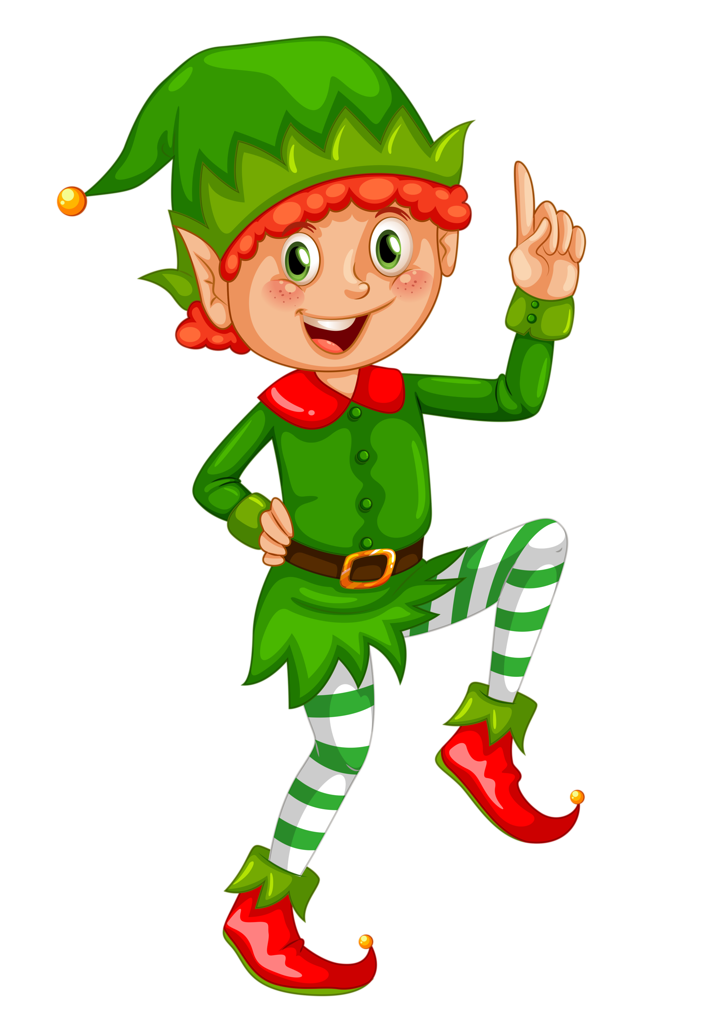 clip art free stock Elf clipart.  png natal elves