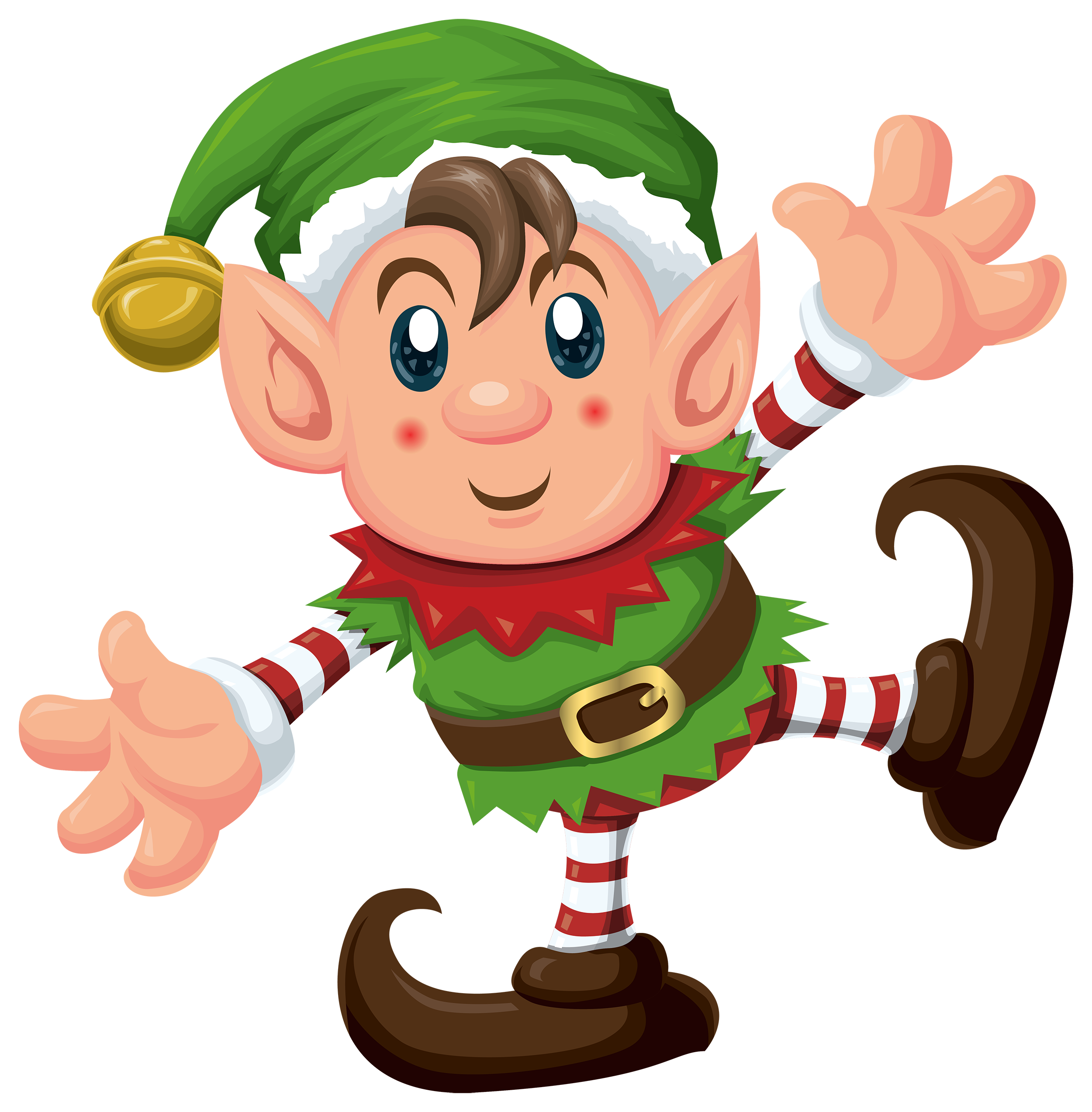 clip art black and white stock Elves clipart. Cute elf png pinterest.
