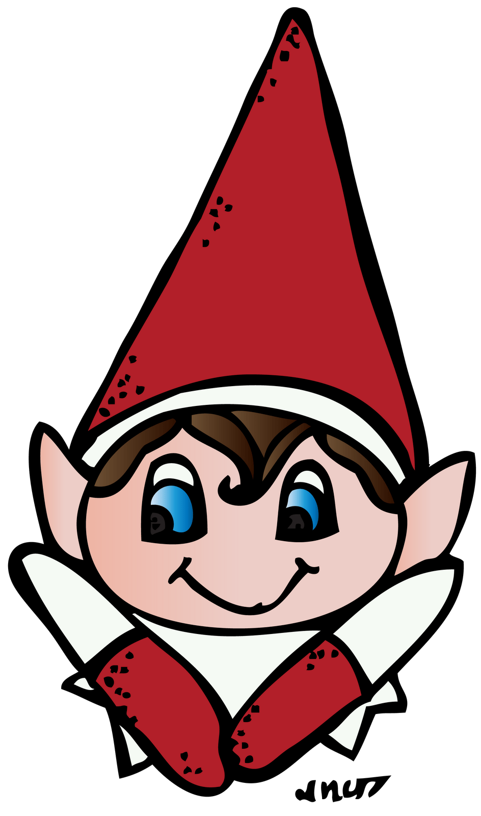 banner free Elf On The Shelf Clipart at GetDrawings