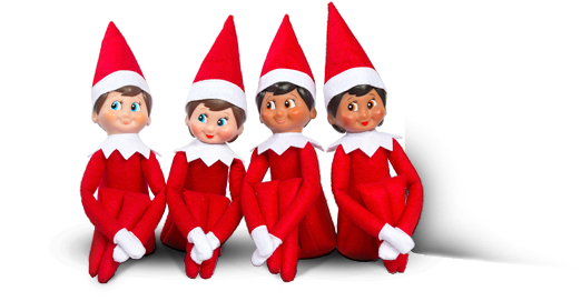 royalty free library elf on the shelf clipart #62615653