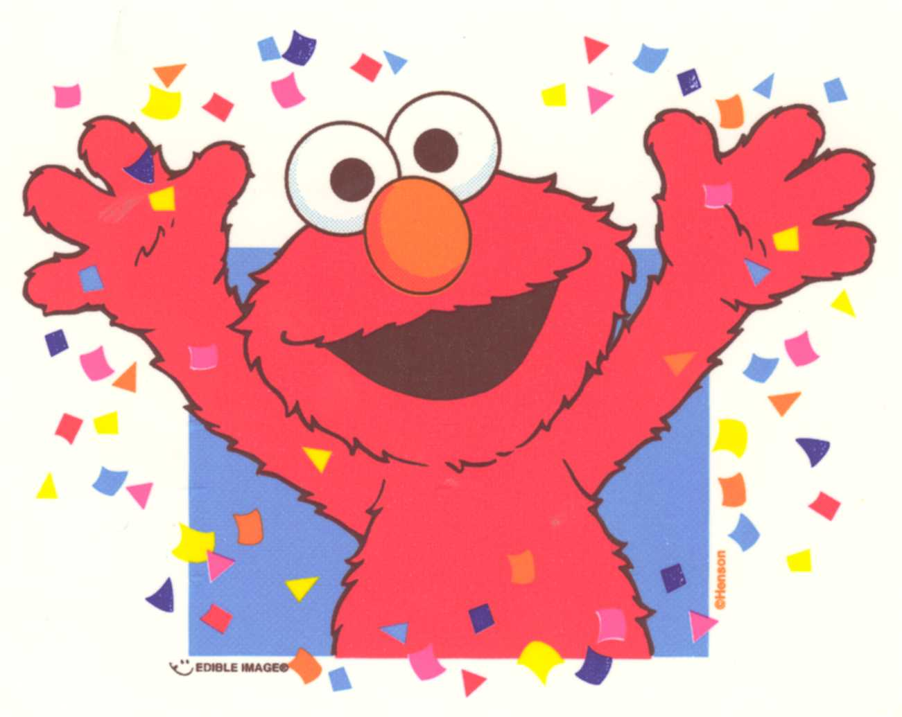vector transparent library Elmo Birthday Party Ideas For A Tickle Me clipart free image