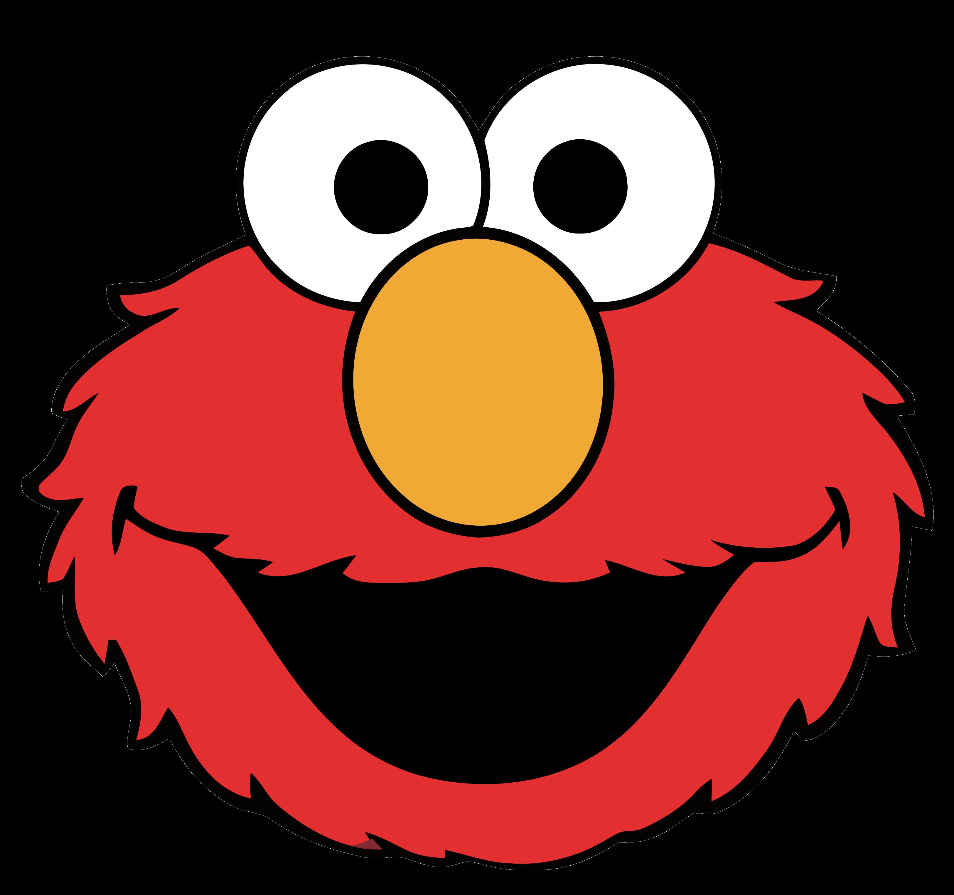 clipart library download Elmo Ernie Cookie Monster Big Bird Clip art