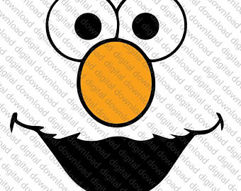 clipart library stock Elmo svg