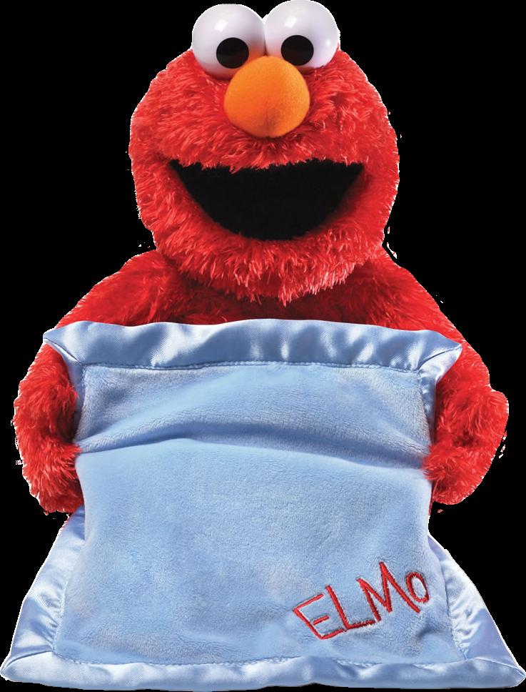 clipart royalty free Sesame Street Elmo Peek