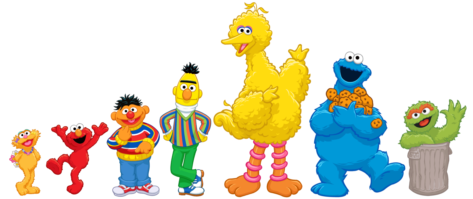 clip freeuse Collaborative Fund and Sesame Workshop Launch Collab