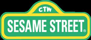 clip art freeuse library Elmo Sesame Street Logo Vector
