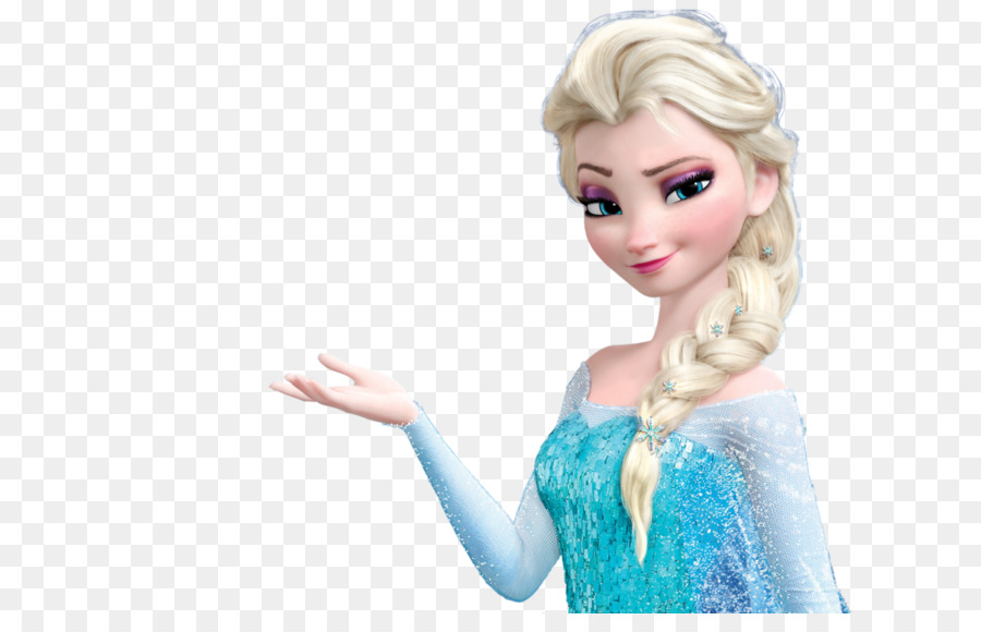 transparent Elsa clipart. Frozen doll barbie transparent