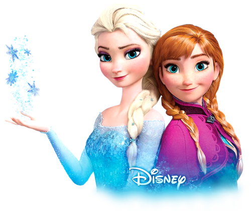 svg library Frozen images Transparent Anna and Elsa wallpaper and background