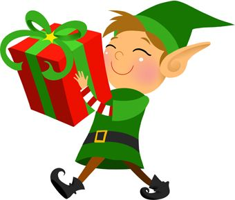 graphic transparent stock Elves clipart. Free christmas elf cliparts.