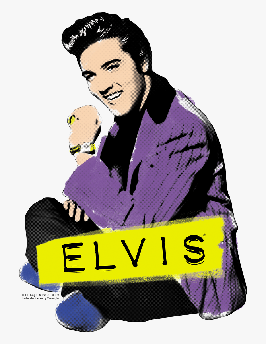 jpg Elvis clipart. Product image alt presley.