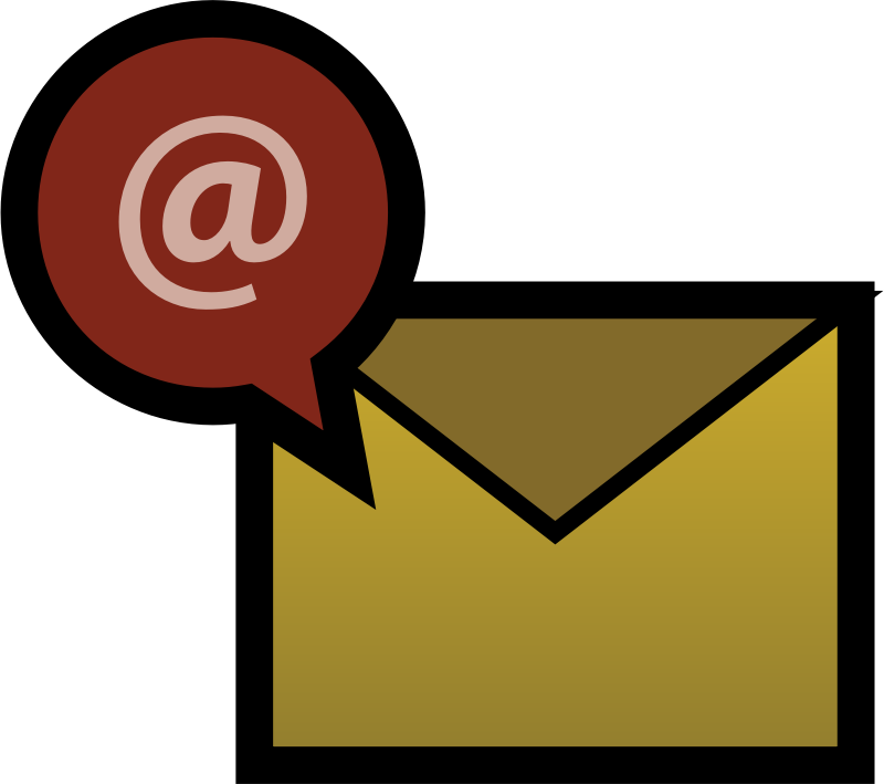 jpg royalty free Email clipart sent